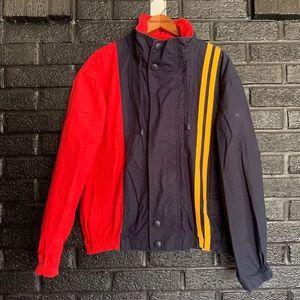Vintage Nautica Hide a Hood Jacket